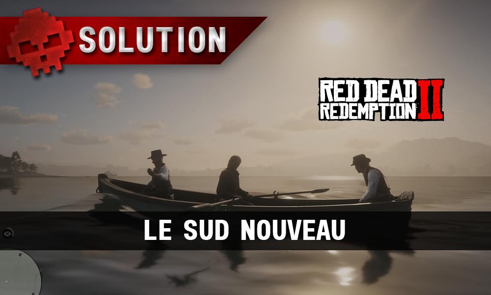 vignette soluce red dead redemption 2 le sud nouveau