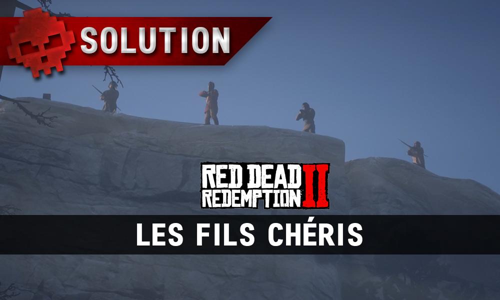 vignette soluce red dead redemption 2 les fils chéris