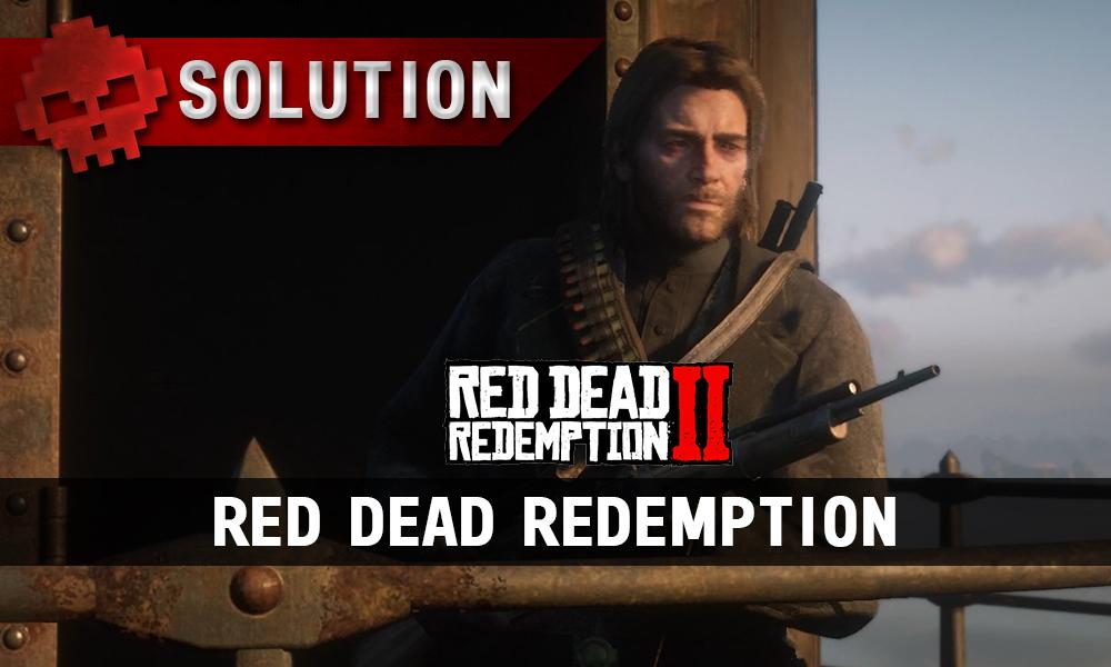 vignette soluce red dead redemption 2 red dead redemption