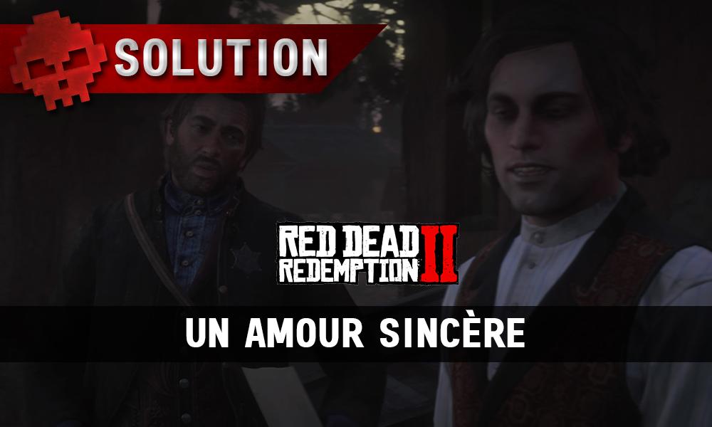 vignette soluce red dead redemption 2 un amour sincère