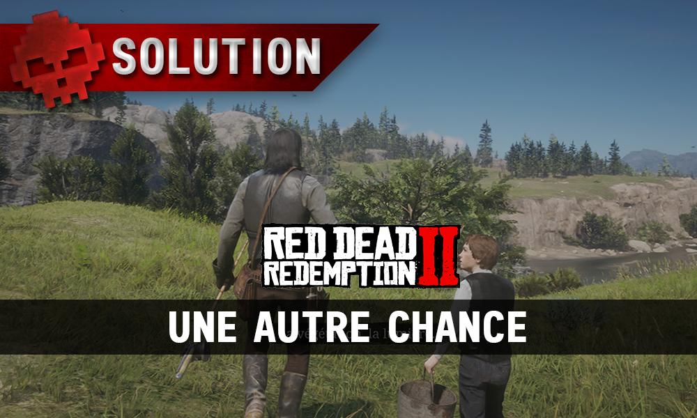 vignette soluce red dead redemption 2 une autre chance