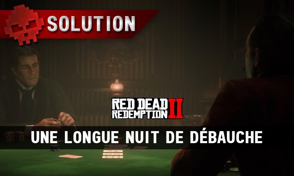 vignette soluce red dead redemption 2 une longue nuit de déabuche