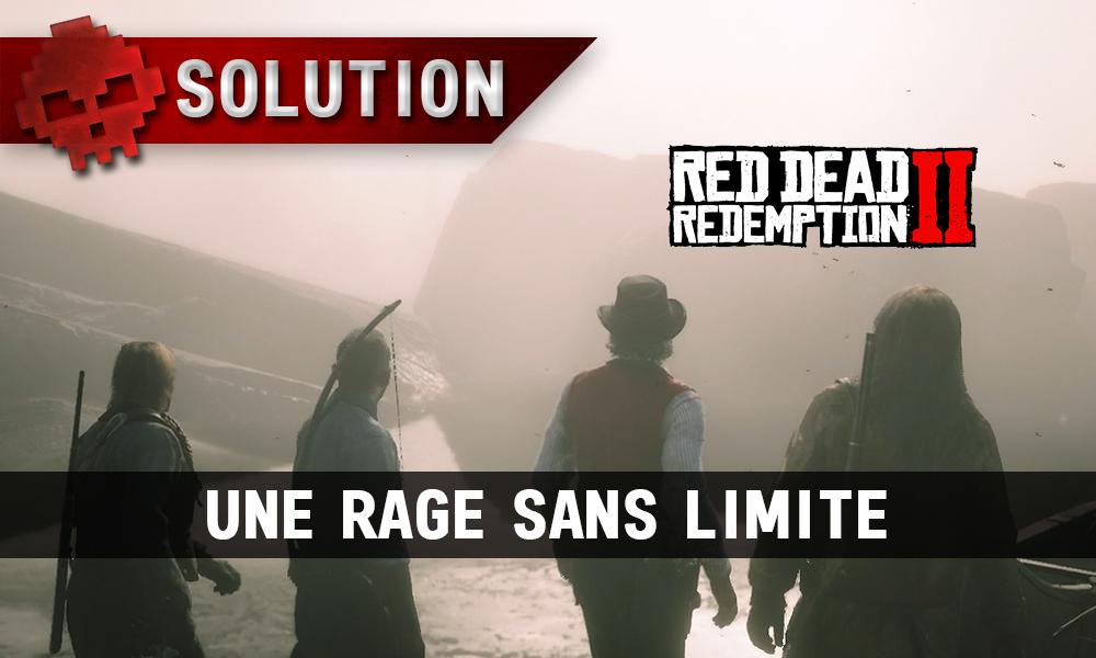 vignette soluce red dead redemption 2 une rage sans limite