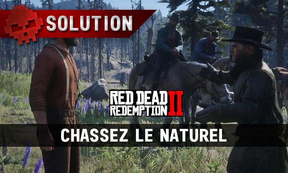vignette solution red dead redemption 2 chassez le naturel