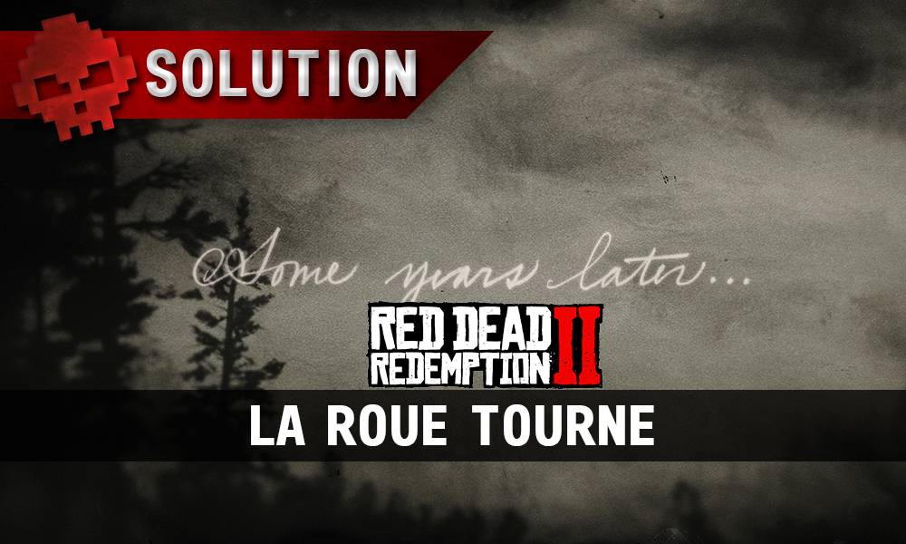 vignette solution red dead redemption 2 la roue tourne