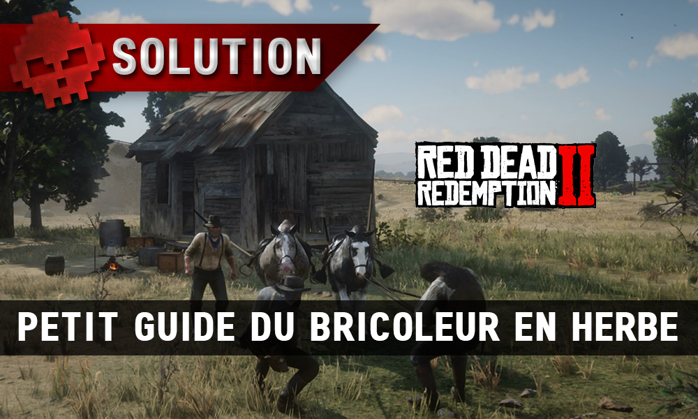 vignette solution red dead redemption 2 petit guide du bricoleur en herbe