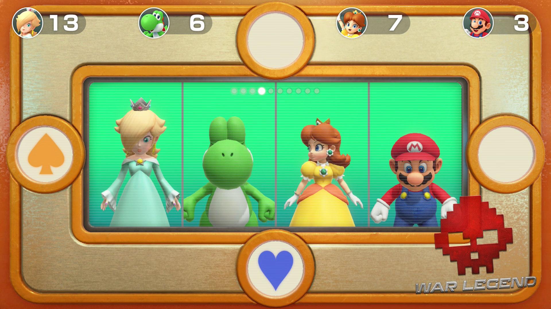 Test Super Mario Party exemple de mini-jeu