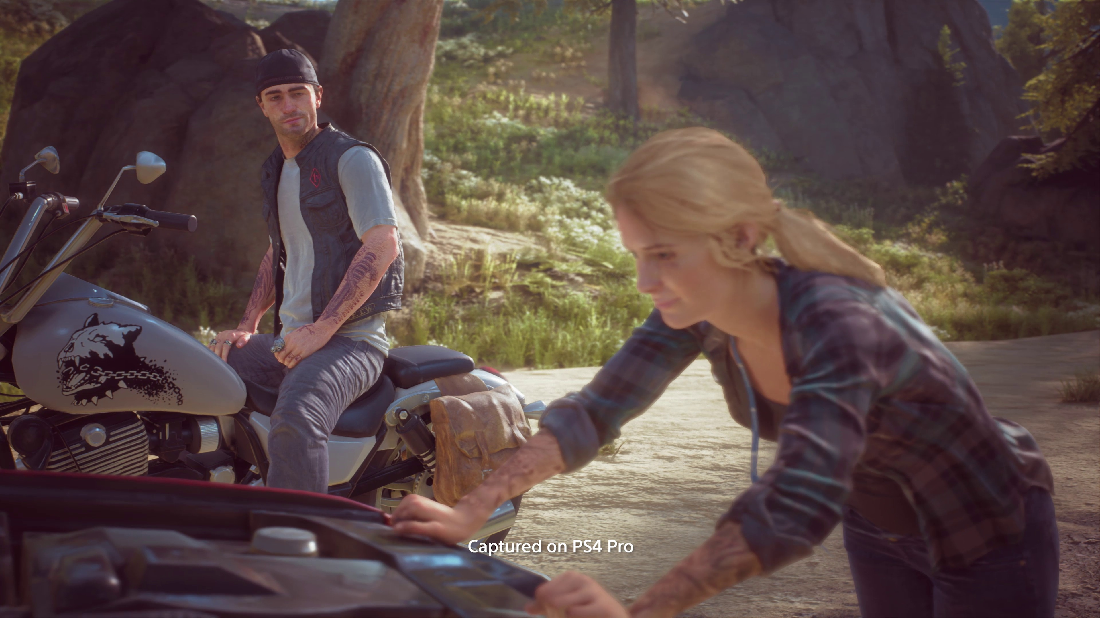 Preview Days Gone - Deacon et Sarah