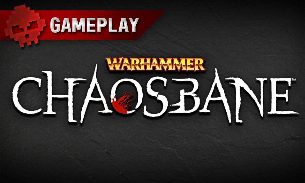 Warhammer game vignette: Chaosbane