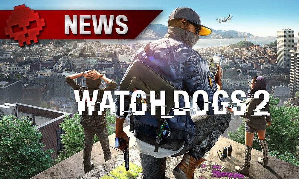 Watch_Dogs 2 - Un système anti-triche un peu trop zélé