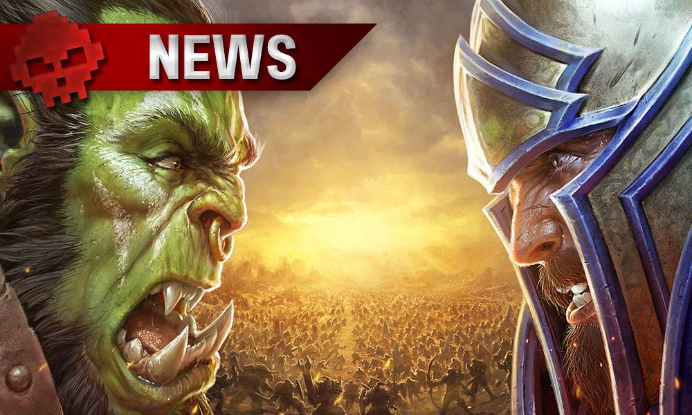World of warcraft la nouvelle extension battle for azeroth arrive le 14 ao t - World of warcraft sur console ...