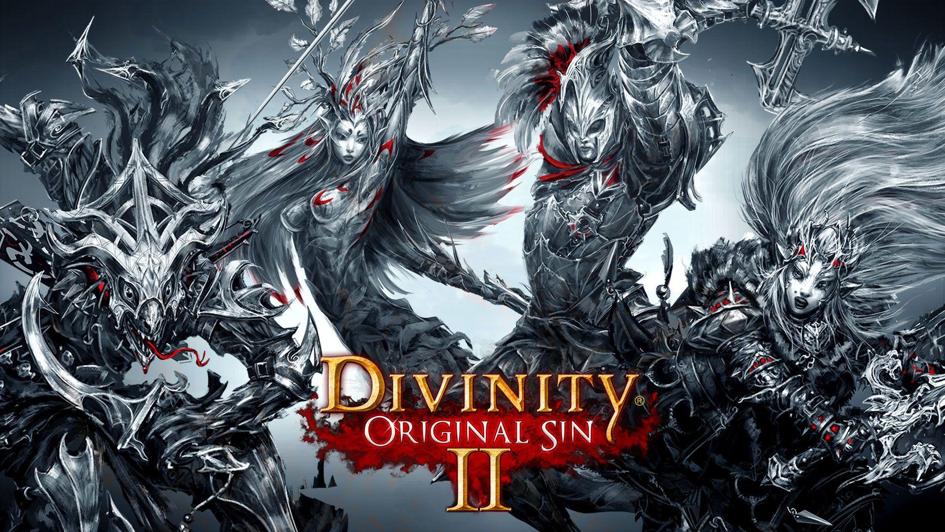 Divinity original sin 2 official wallpaper