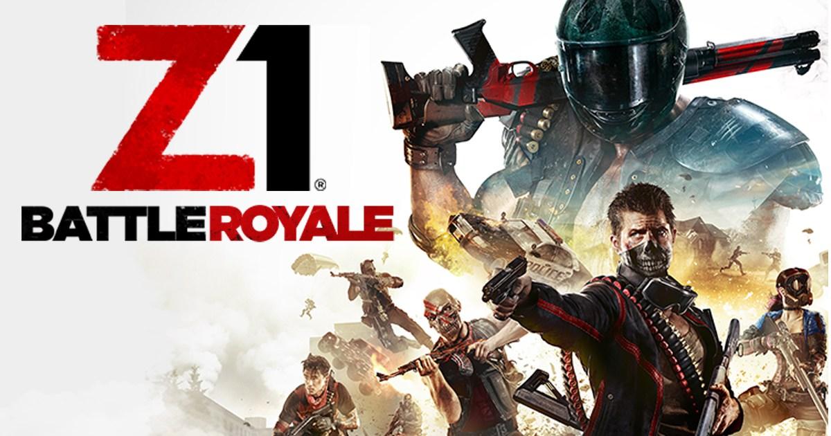 nouveau visuel de Z1 Battle Royale