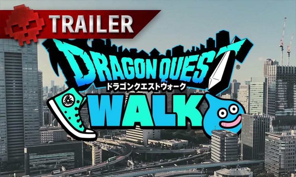 dragon quest walk vignette