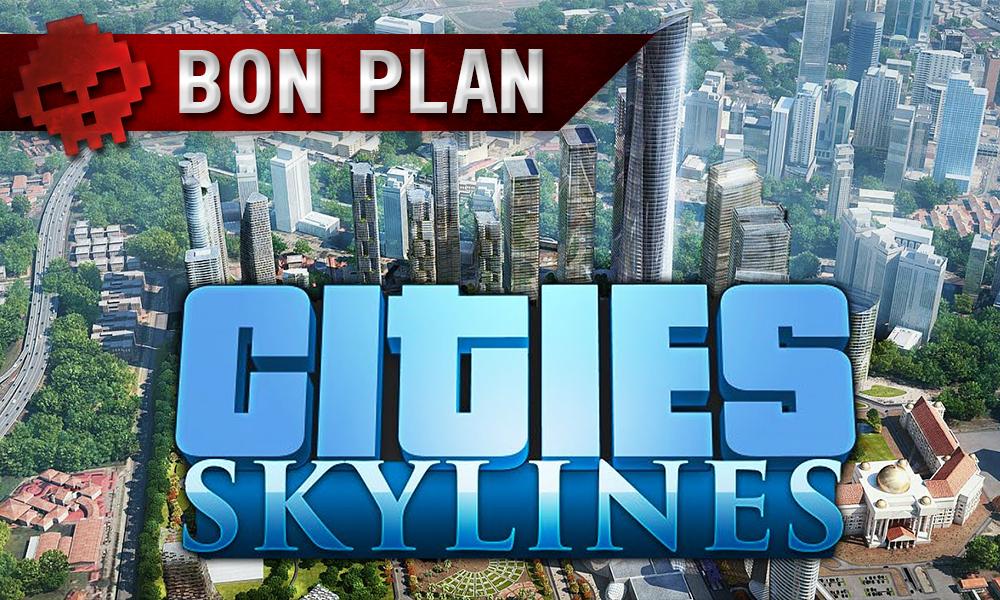vignette cities skyline