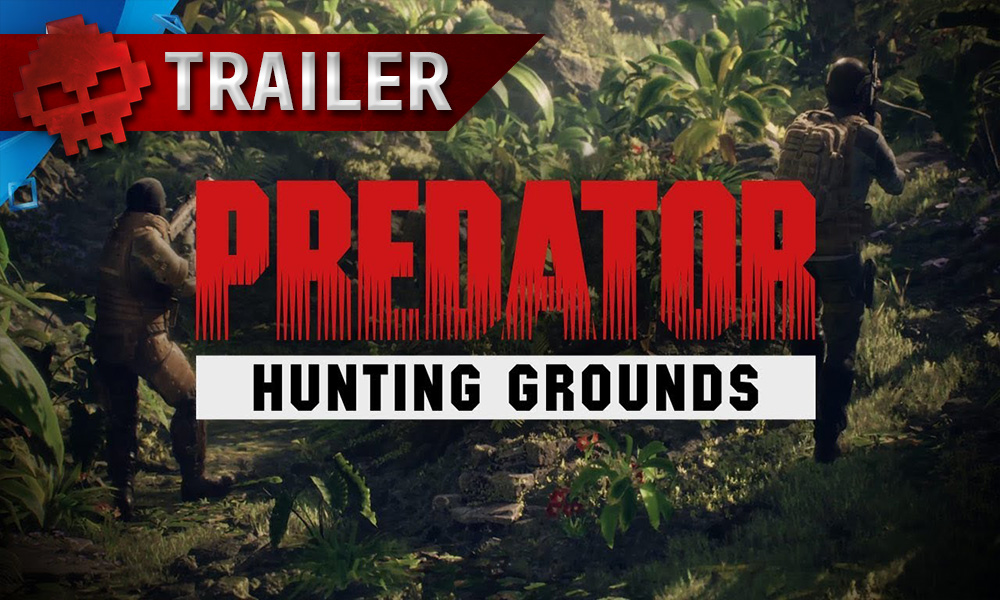 Predator: hunting grounds vignette