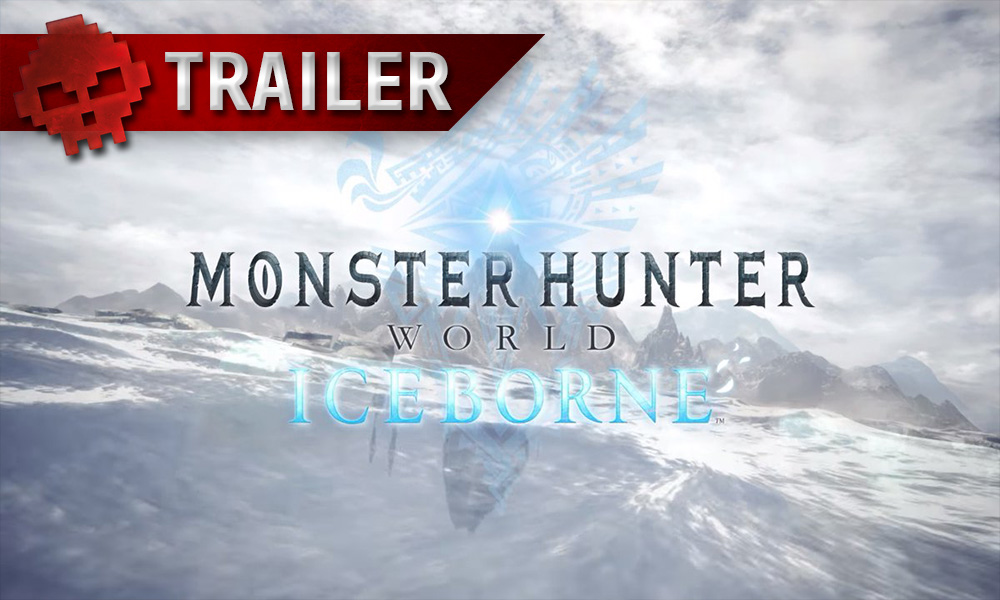 Monster hunter world: iceborne vignette