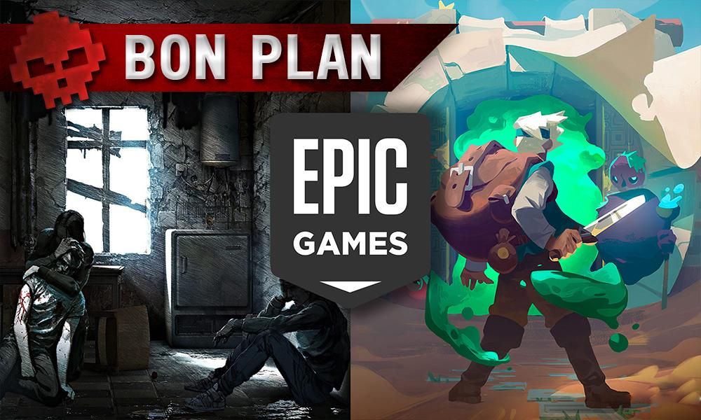 epic games bon plan